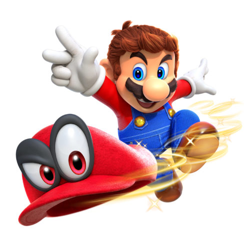 Switch Super Mario Oddysey