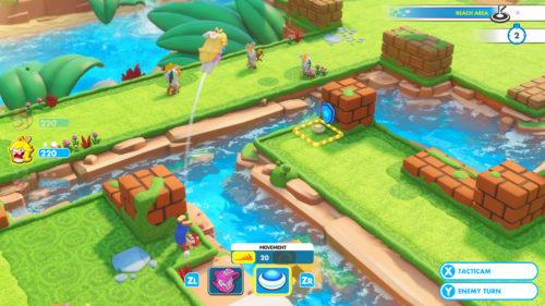 Switch Mario+Rabbids Kingdom Battle E3 2017