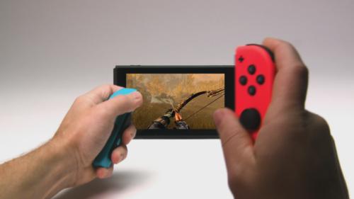 Switch Skyrim E3 2017
