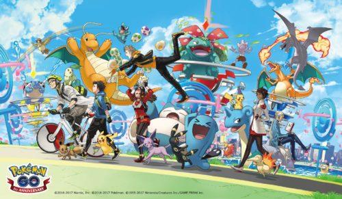 Pokemon GO Fest urodziny
