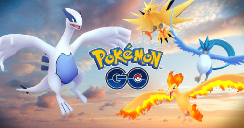 Relacja z rocznicy Pokemon GO
