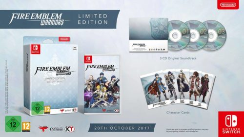 Gamescom 2017 Fire Emblem Warriors