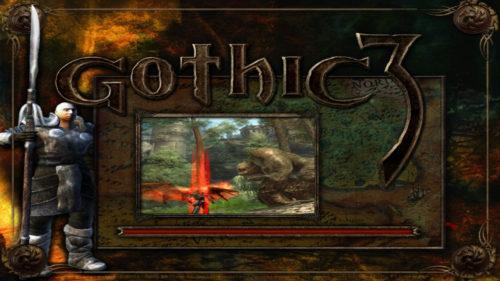 Gothic 3 wpis się ładuje