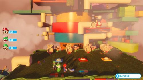 Mario + Rabbids Kingdom Battle (10)