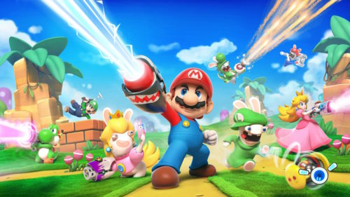 Mario + Rabbids Kingdom Battle (8)
