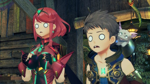 Xenoblade Chronicles 2 Anime