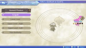 Xenoblade Chronicles Mapa Świata 2