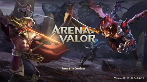 Arena of Valor na Nintendo Switch (2)