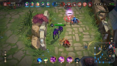 Arena of Valor na Nintendo Switch (3)