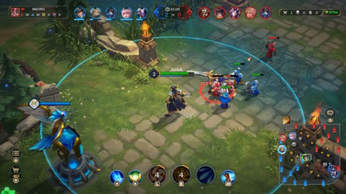 Arena of Valor na Nintendo Switch (8)