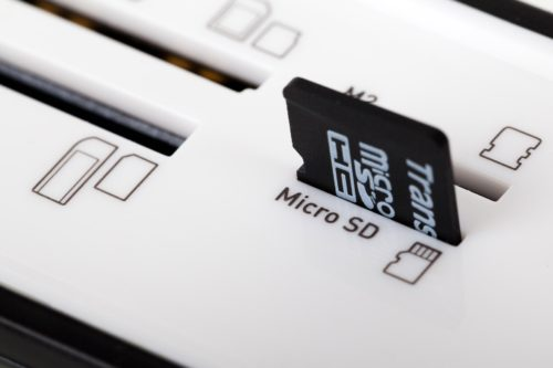 Dobre karty MicroSD do Nintendo Switch i fajne foto karty microsd