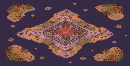 Mental Omega Random Map