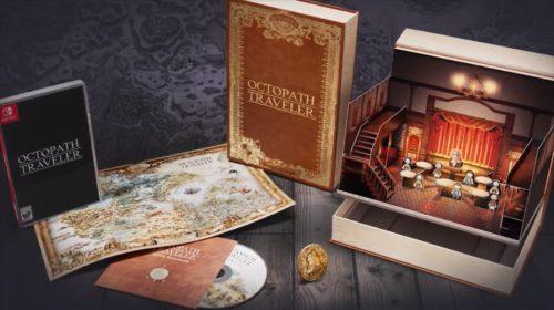 Octopath Traveler edycja kolekcjonerska
