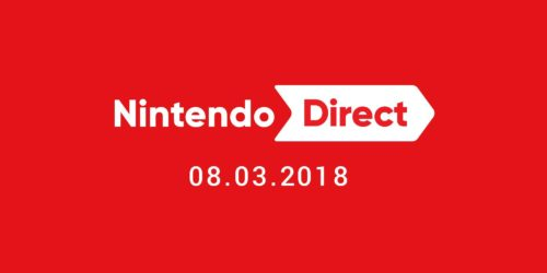 Nintendo Direct 8032018