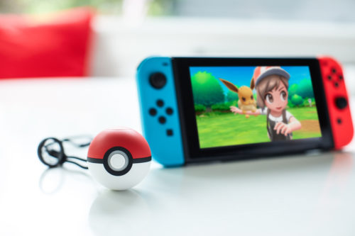Pokeball Plus Pokemon Let's Go
