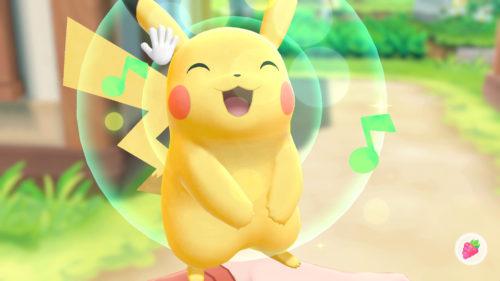 Pokemon Let's Go 1