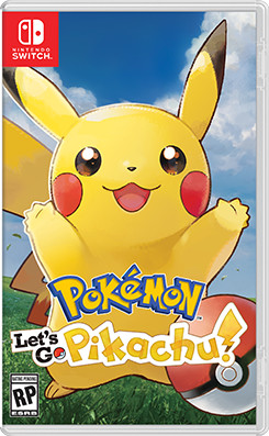 Pokemon Let's Go 3