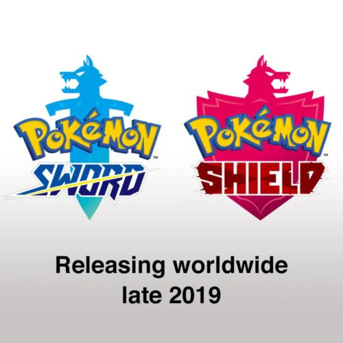 Pokemon Sword, Pokemon Shield