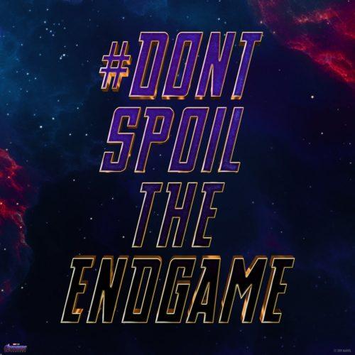Avengers Endgame Spoiler-full zone
