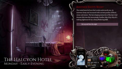 Nighthawks pokój w hotelu