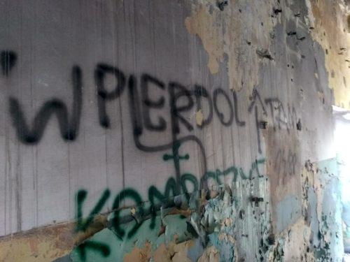 Wiskord Hieroglify Tam nie poszedłem, tam się bałem