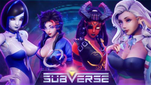 Subverse - cycki w kosmosie