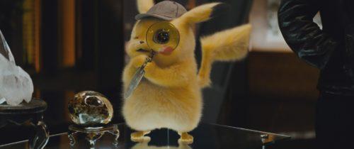 Detektyw Pikachu Pikachu