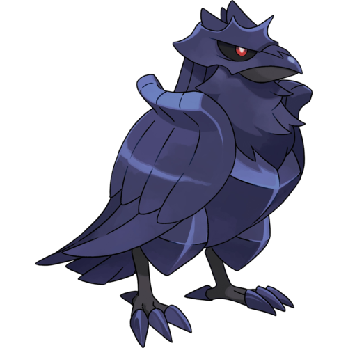 Corviknight Pokemon Sword Shield