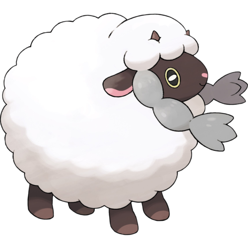 Wooloo Pokemon Sword Shield