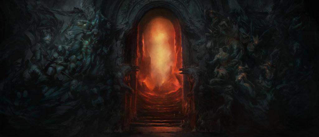 Diablo 4 Hell Gateway