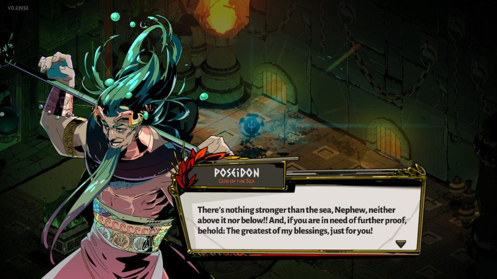Hades Poseidon
