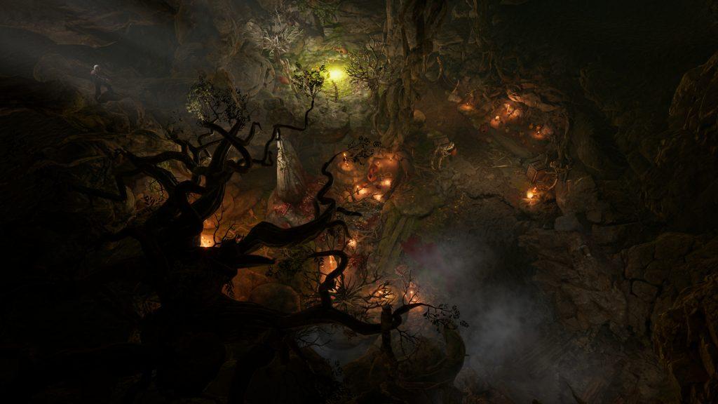 Baldur's Gate 3 ładny widok