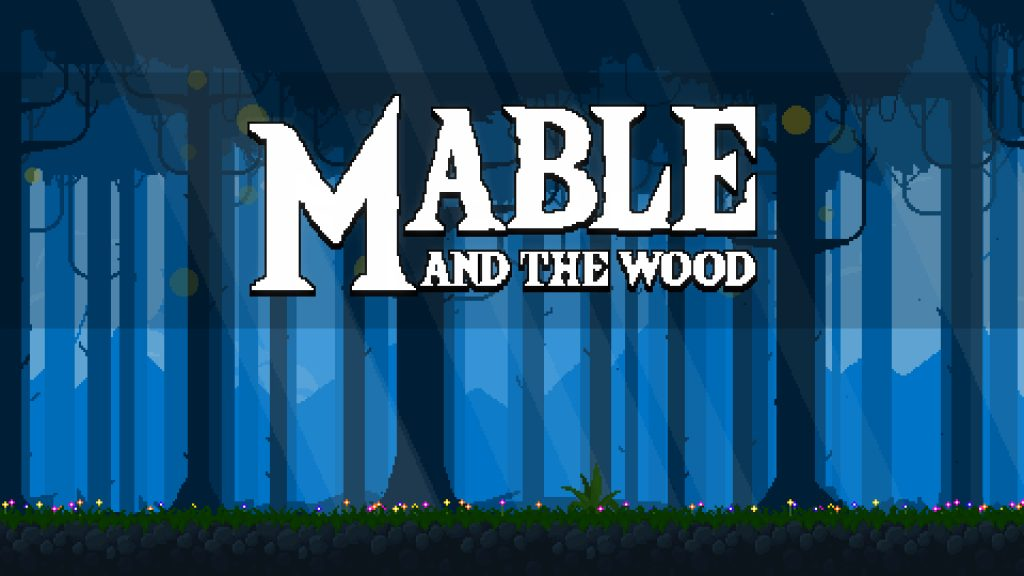 Mable & The Wood Main screen