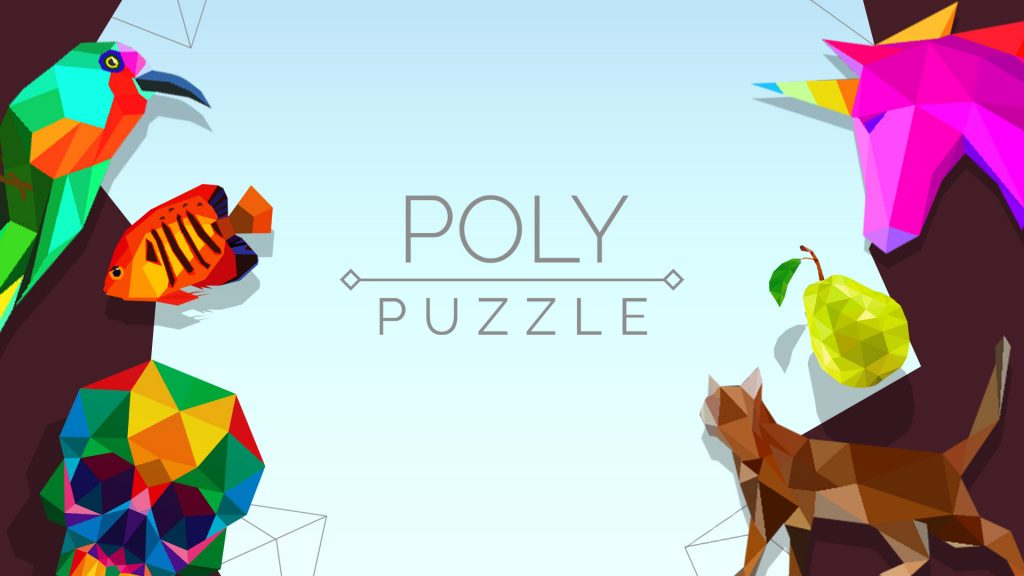 Poly Puzzle Key art