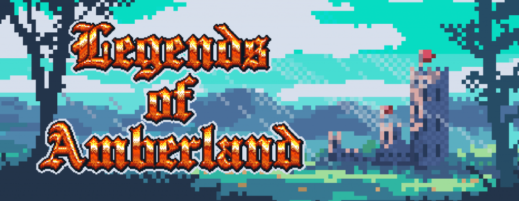 Legends of Amberland Logo
