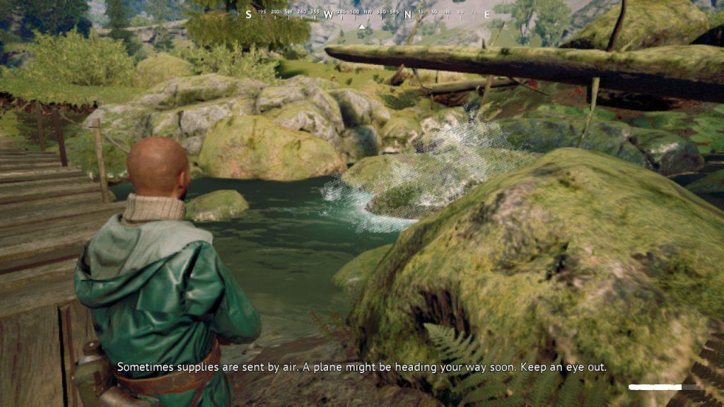 Vigor Bad looking water screenshot