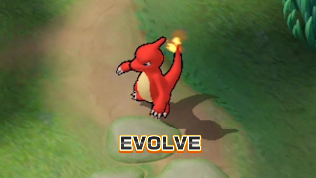 Pokemon Unite Evolve