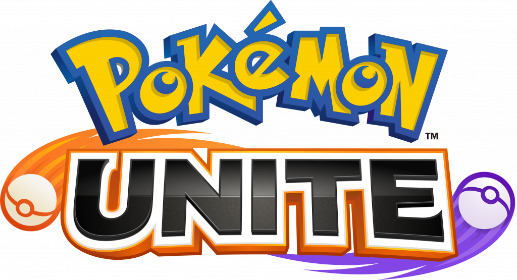 Pokemon Unite Evolve Logo