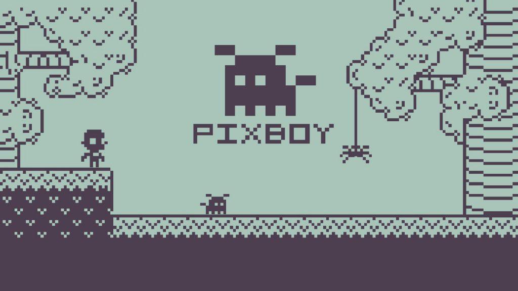 """Pixboy grafika """"tytułowa"""""""