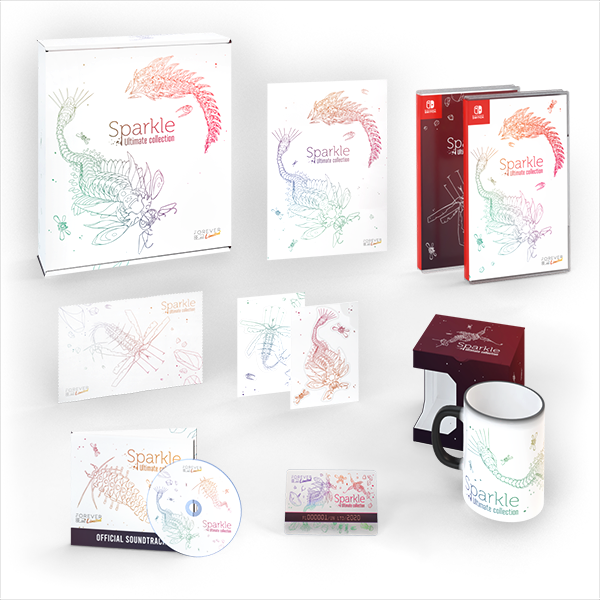 Forever Limited Sparkle Ultimate Collection Limited