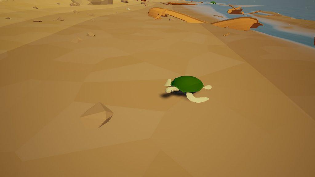 DREAMO żółw