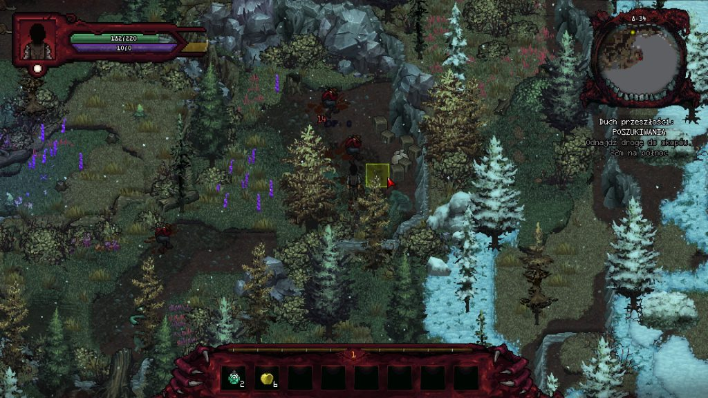 M.E.A.T RPG pixelart