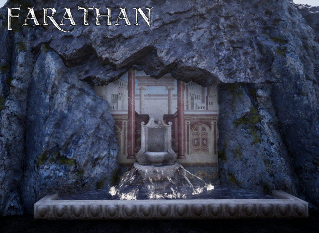 Farathan fountain