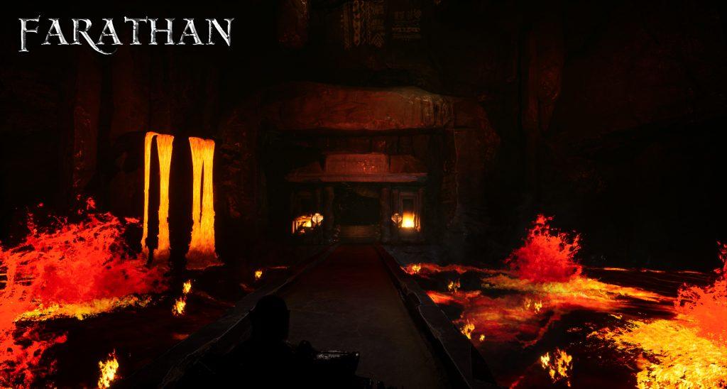 Farathan lava room