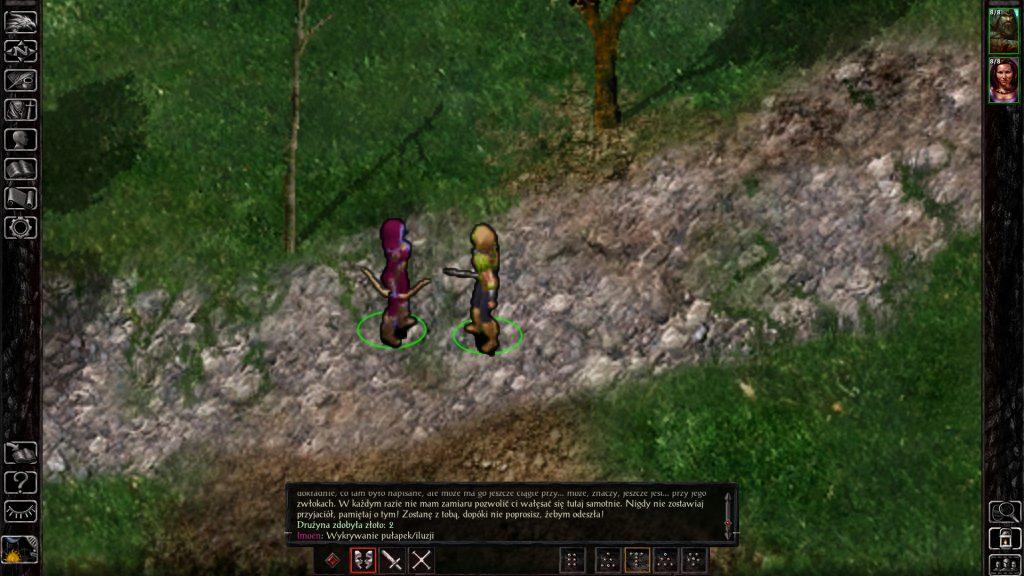 Baldur's Gate Enhanced Edition Remake