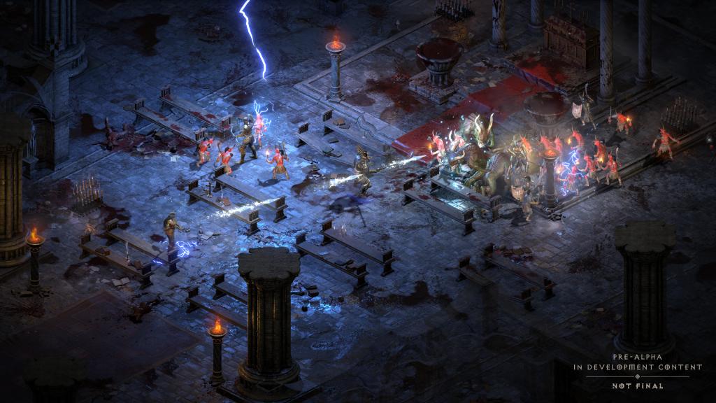 Diablo 2 Remaster Screenshot