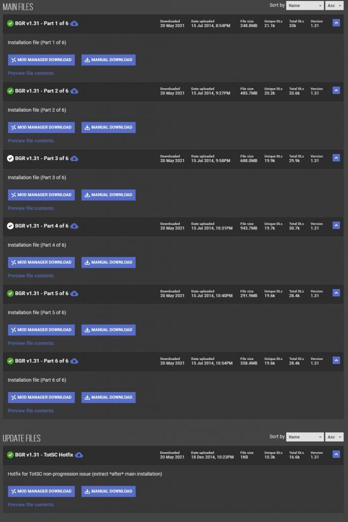 pliki Baldur's Gate Reloaded at Neverwinter 2 Nexus