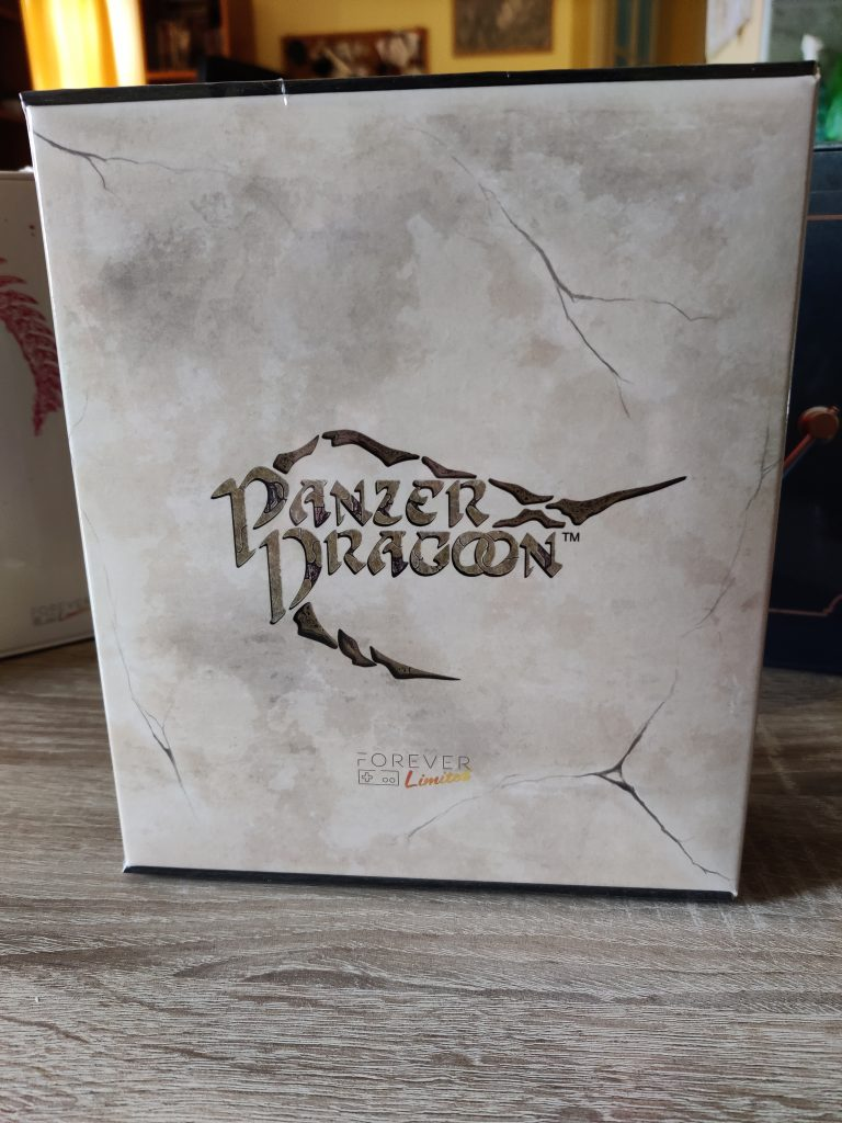 Panzer Dragoon Remake Forever Limited