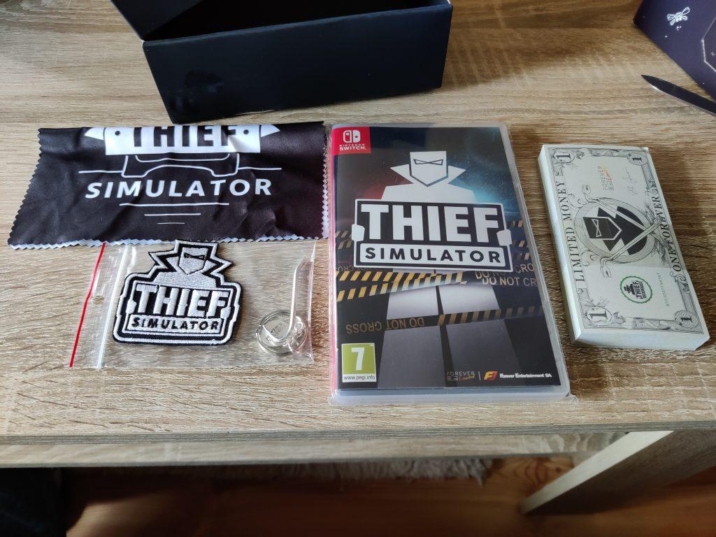 Thief Simulator Forever Limited zawartość